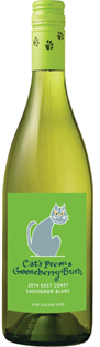 Coopers Creek Purr Productions Sauvignon Blanc Cat's...
